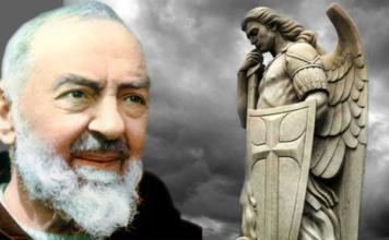 El Padre Pío y ese vínculo especial con San Miguel