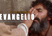Evangelio del día, 23 de Septiembre de 2020
