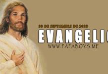 Evangelio del día, 30 de Septiembre de 2020