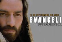 Evangelio del día, 11 de Septiembre de 2020
