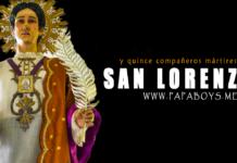 Santos Lorenzo de Manila Ruiz y quince compañeros mártires