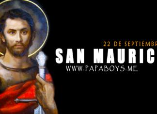 San Mauricio - El Santo del día, 22 de Septiembre (sanmauriziomartire.files.wordpress.com)