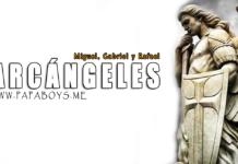 Santos Miguel, Gabriel y Rafael