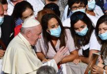 Papa Francisco, Audiencia General (16 de Septiembre)