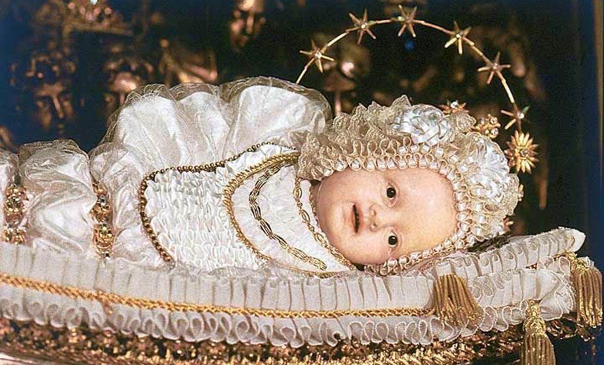 Oración a la Niña María