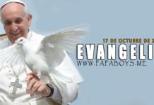 Evangelio del día, 17 de Octubre de 2020