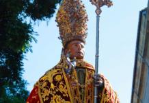 Oración a San Fermín