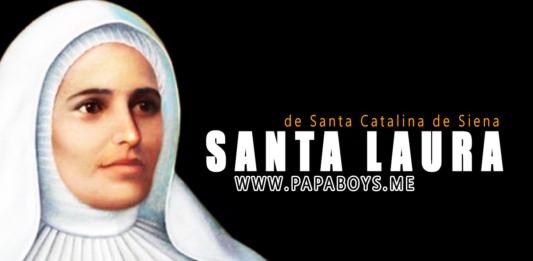 Santa Laura de Santa Catalina de Siena, 21 de Octubre (Historia y Oración)
