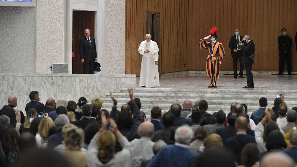 Papa Francisco - Audiencias Generales