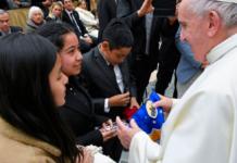 Carta del Papa Francisco por los 500 años de la primera misa en Chile
