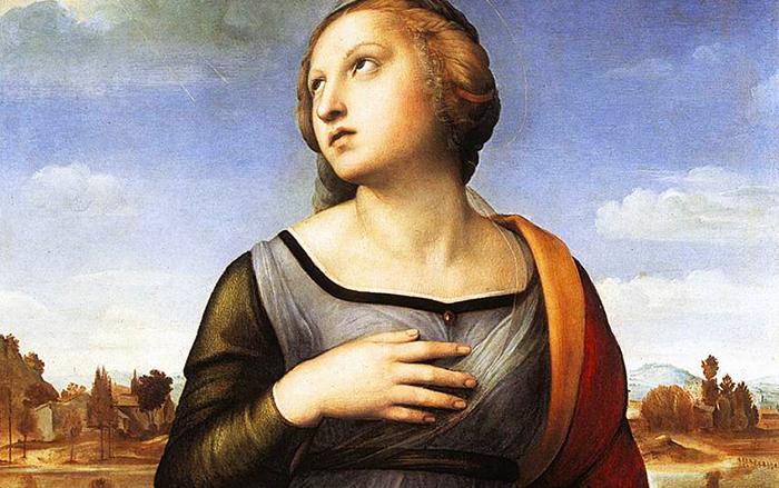 Santa Catalina de Alejandría:  historia y oración