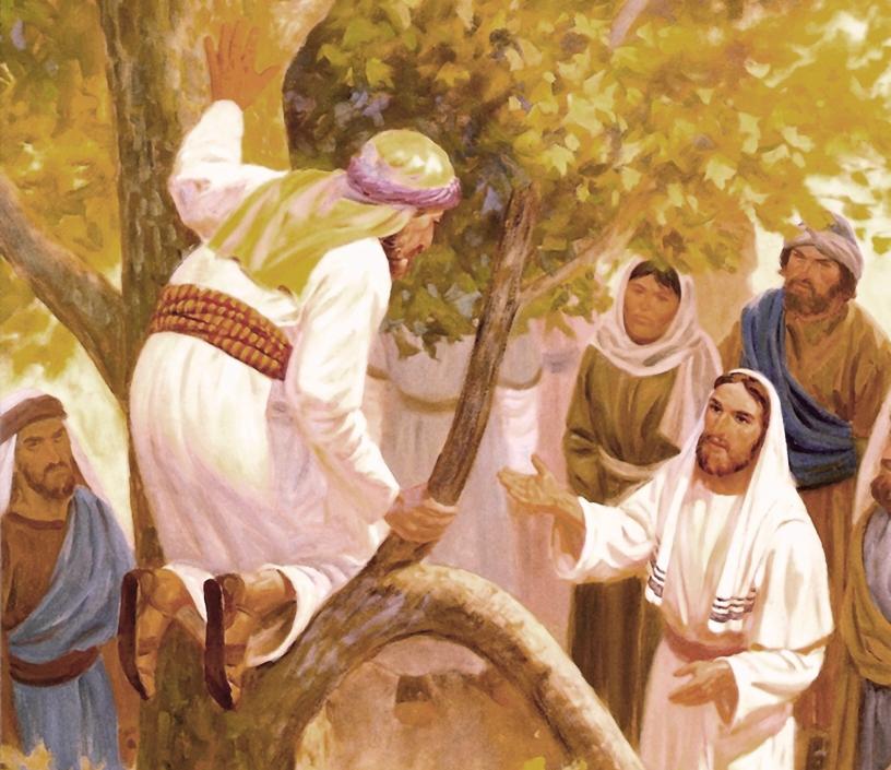 Evangelio del día, 17 de Noviembre de 2020