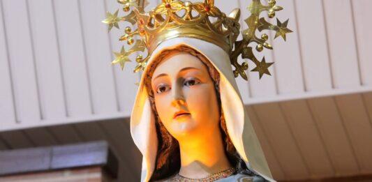 Novena a la Virgen de la Medalla Milagrosa