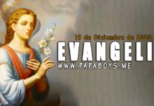 Evangelio del día, 19 de Diciembre de 2020