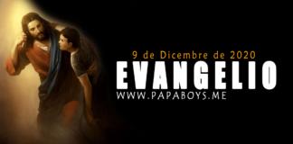 Evangelio del día, 9 de Diciembre de 2020