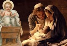 Oración para recibir al Espíritu de la Navidad