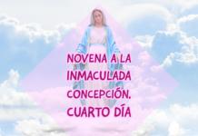 Novena a la Inmaculada Concepción. Reza hoy, 2 de Diciembre, el Cuarto Día