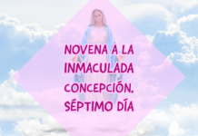 Séptimo Día de la Novena a la Inmaculada Concepción