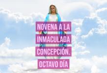 Novena a la Inmaculada Concepción. Reza hoy, 6 de Diciembre, el Octavo Día