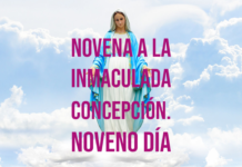 Novena a la Inmaculada Concepción. Reza hoy, 7 de Diciembre, el Noveno Día