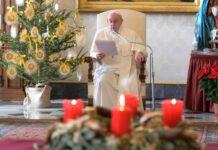 Ángelus. El Papa recuerda la importancia de hacer las paces en la familia