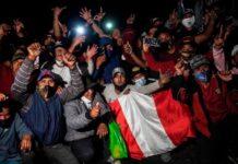 Protestas en Ica (AFP or licensors)