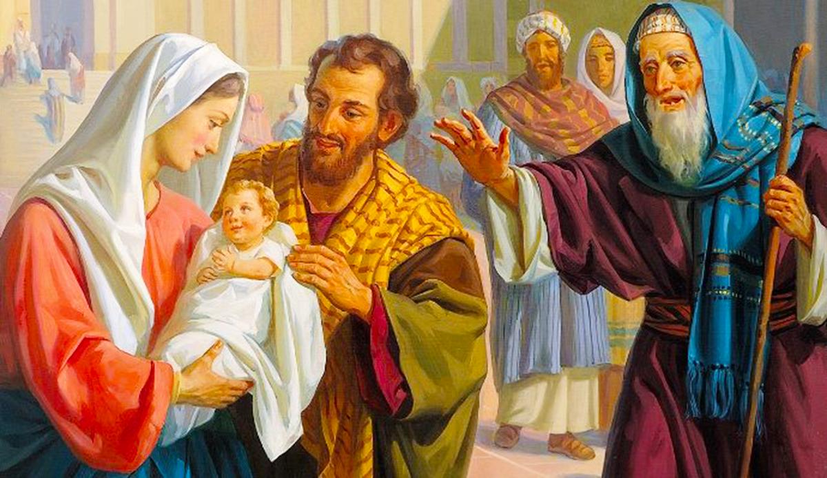 Fiesta litúrgica de hoy 2 de Febrero: Presentación del Señor (Candelaria)