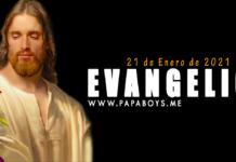 Evangelio y Comentario de hoy: Jueves, 21 de Enero de 2021
