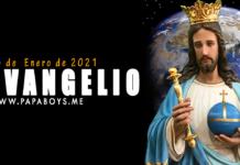 Evangelio y Comentario de hoy: Lunes, 25 de Enero