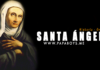 Santa Ángela Merici, mística