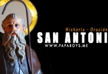 El Santo del día, 17 de Enero: San Antonio, abad