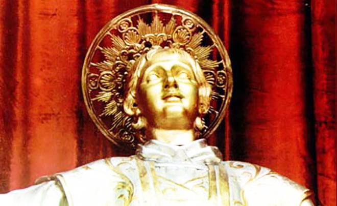 El Santo del día, 14 de Enero de 2021: San Félix de Nola