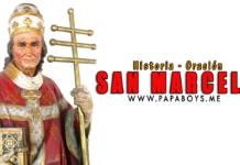 San Marcelo I, Papa