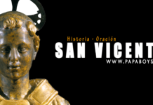 San Vicente, diácono de Zaragoza y mártir