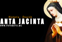 Santa Jacinta Mariscotti