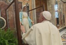 El Papa Francisco: primera Misa del Año, 1 de Enero