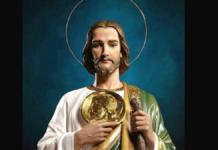 Oración de la mañana a San Judas Tadeo