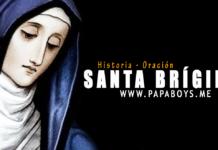 El Santo del día, 1 de Febrero:Santa Brígida de Kildare