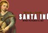 Santa Inés, virgen y mártir