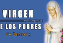 Virgen de los pobres: Nuestra Señora de Banneux