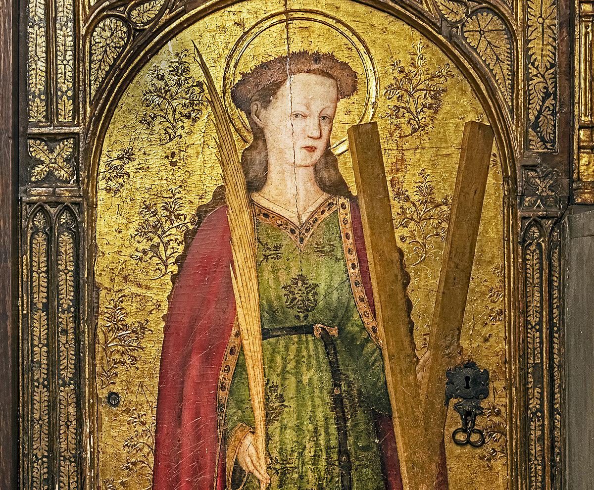 Santa Eulalia de Barcelona, virgen: el Santo del día, 12 de Febrero