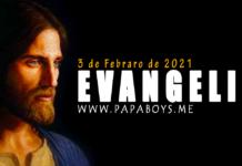 Evangelio y Comentario de hoy: Miércoles, 3 de Febrerode 2021