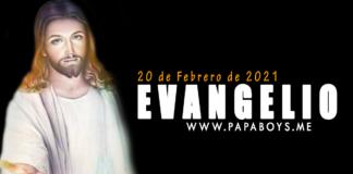 Evangelio y Comentario de hoy: Sábado, 20 de Febrerode 2021
