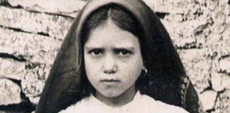 Santa Jacinta Marto, Vidente de Fátima