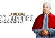 El Santo del día, 6 de Febrero: San Alfonso María Fusco