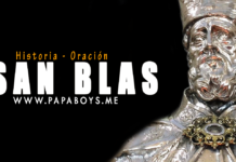 San Blas - Historia y Oración