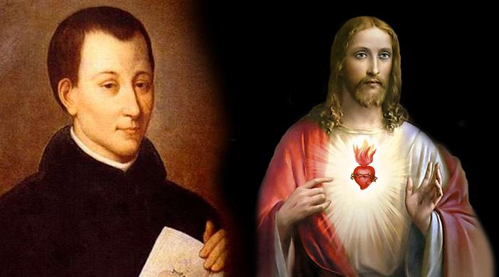 San Claudio de la Colombiére, apóstol del Sagrado Corazón