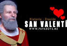 San Valentín, patrono de los enamorados