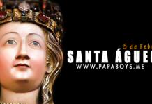 Santa Águeda, virgen y mártir