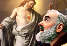 La experiencia mística que el Padre Pío tuvo con Jesús